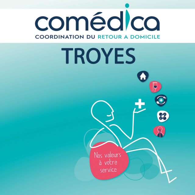 COMEDICA TROYES
